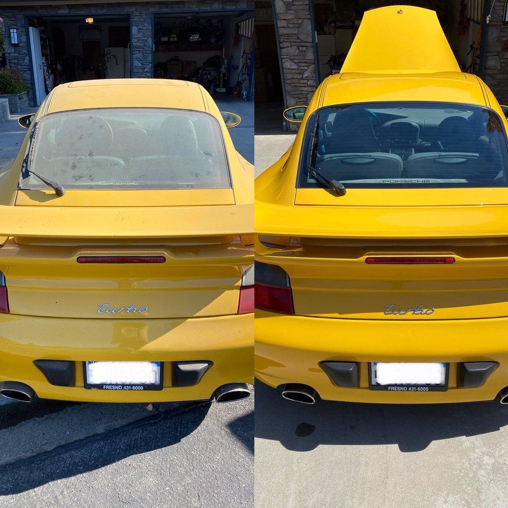 Fresno Mobile Auto Detail Full Exterior