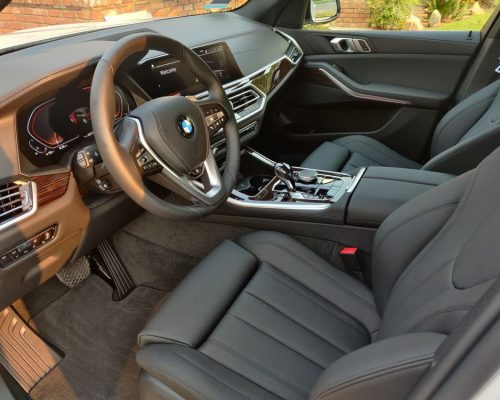 Full interior detail seats and vacuum by Danny spotless touch